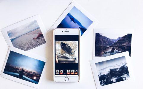 Conseils retouches photo Instagram
