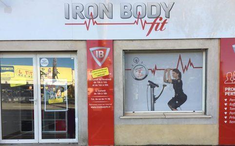 Test Iron Body Fit Nimes