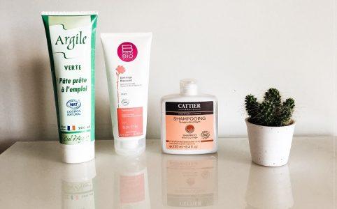 Ma sélection produits cosmétiques bio et naturels