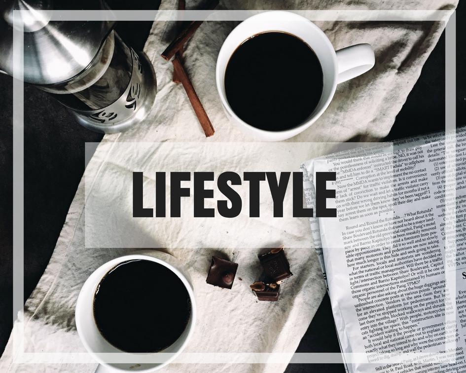 Je découvre l'univers Lifestyle