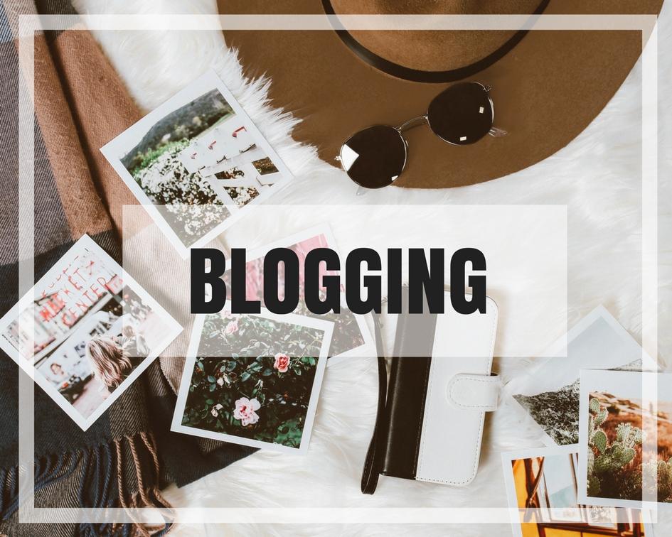 Je découvre les articles blog