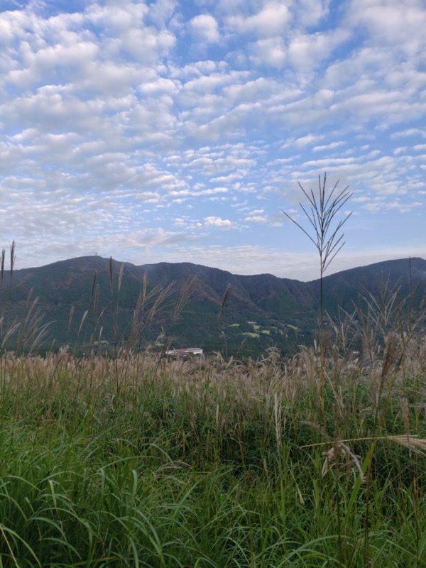 Hakone montagnes
